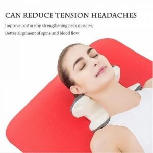 Cervical Stretch Pillow Neck Support cervical Massage spine retractor portable home neck care pillow neck soothing massager